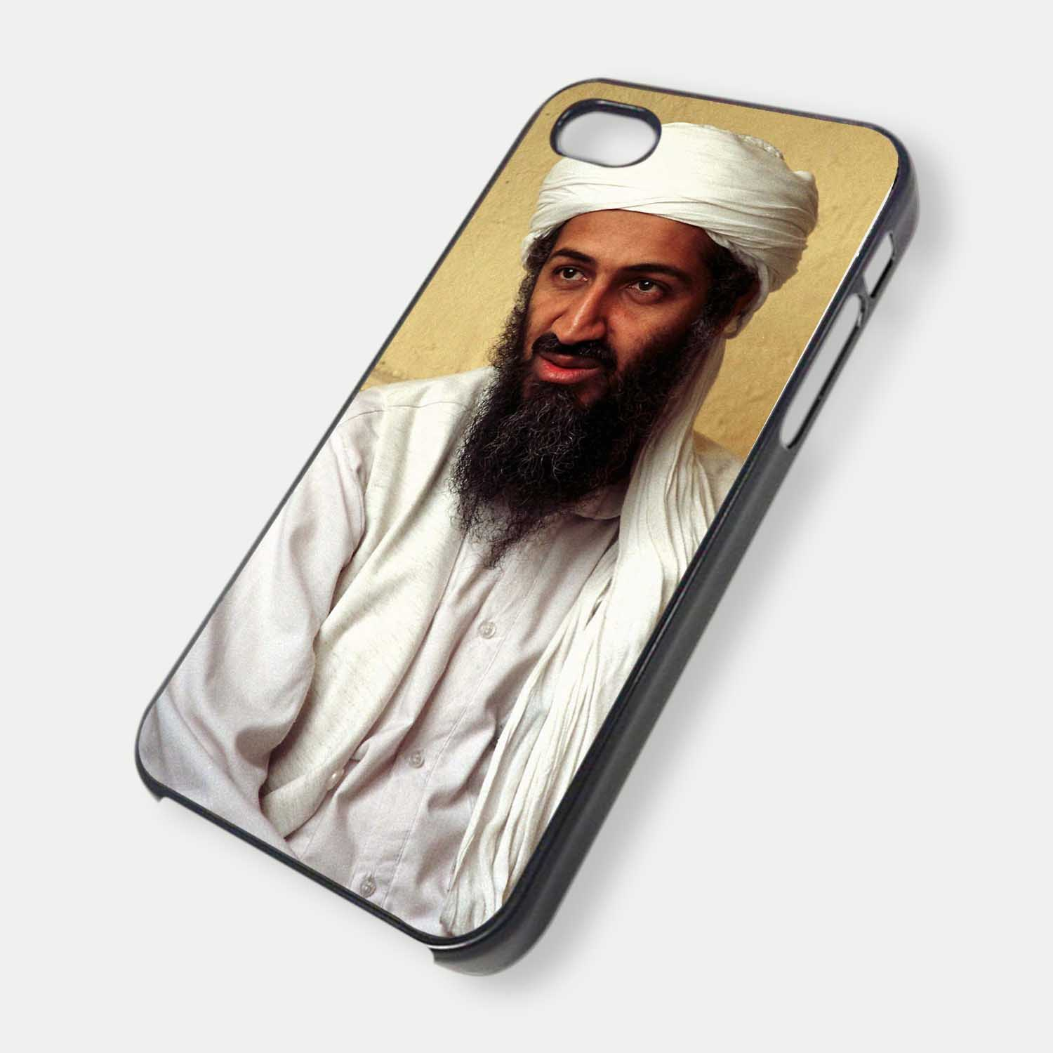 osama bin laden special design iphone 4 case cover on luulla. Black Bedroom Furniture Sets. Home Design Ideas